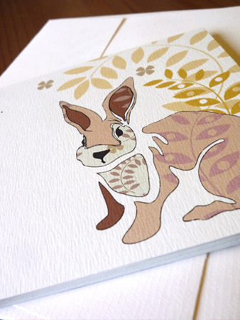 bunnie notecards