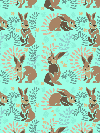 pattern-bunnies-blue